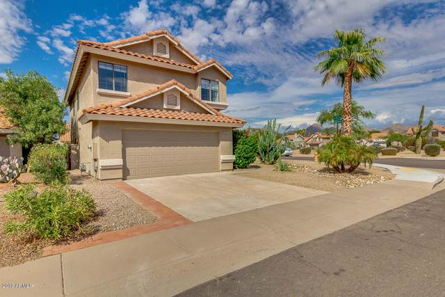 9116 E Captain Dreyfus Avenue, Scottsdale, AZ 85260 (MLS #5979795) :: The Daniel Montez Real Estate Group