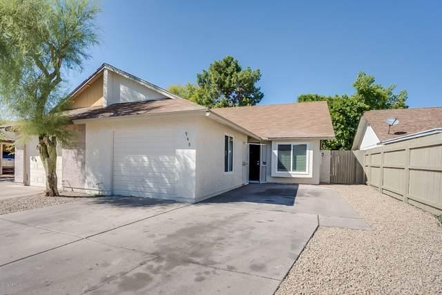 948 W Emelita Circle, Mesa, AZ 85210 (MLS #5979799) :: Brett Tanner Home Selling Team