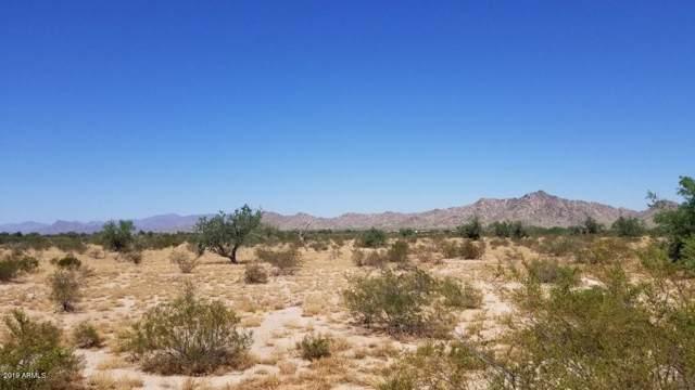 0 W Mayer Boulevard, Maricopa, AZ 85139 (MLS #5979802) :: Occasio Realty