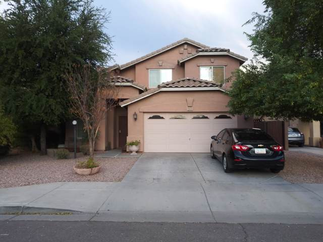 2321 S 65th Drive, Phoenix, AZ 85043 (MLS #5979805) :: Riddle Realty Group - Keller Williams Arizona Realty