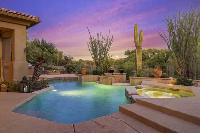9689 E Monument Drive, Scottsdale, AZ 85262 (MLS #5979807) :: Revelation Real Estate