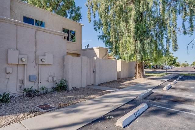 5441 W Friess Drive, Glendale, AZ 85306 (MLS #5979827) :: The Laughton Team