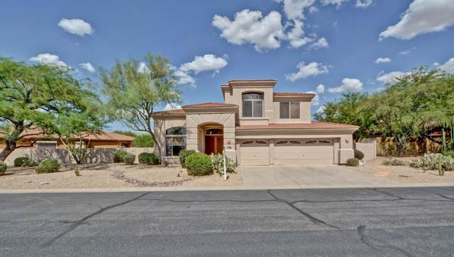 5108 E Silver Sage Lane, Cave Creek, AZ 85331 (MLS #5979831) :: The W Group