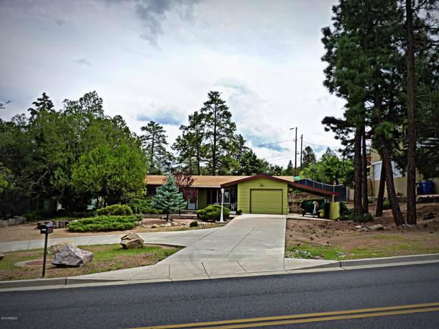 1325 Copper Basin Road, Prescott, AZ 86303 (MLS #5979840) :: Occasio Realty
