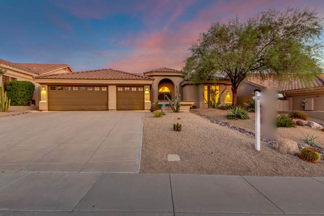 7499 E Mariposa Grande Drive, Scottsdale, AZ 85255 (MLS #5979841) :: Cindy & Co at My Home Group