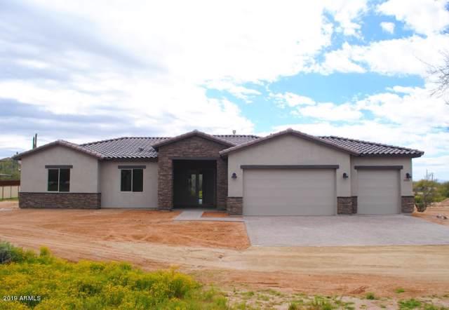 0 E Milton Drive, Cave Creek, AZ 85331 (MLS #5979848) :: Riddle Realty Group - Keller Williams Arizona Realty
