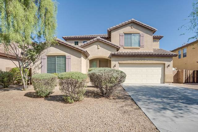 8618 W Malapai Drive, Peoria, AZ 85345 (MLS #5979851) :: Cindy & Co at My Home Group