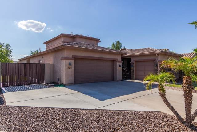 8618 S 54TH Lane, Laveen, AZ 85339 (MLS #5979860) :: Cindy & Co at My Home Group