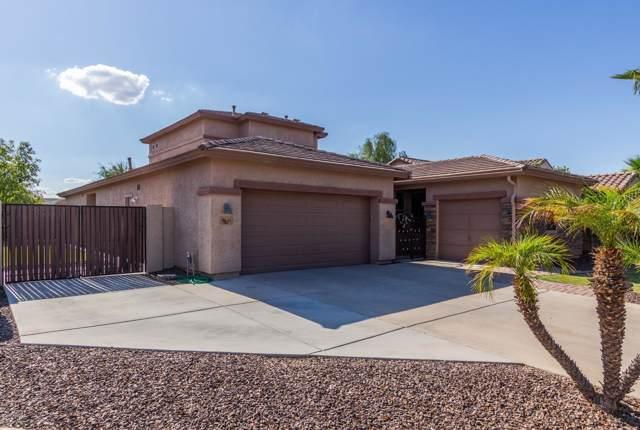8618 S 54TH Lane, Laveen, AZ 85339 (MLS #5979860) :: Occasio Realty