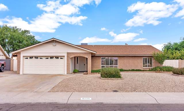 8334 N 58TH Avenue, Glendale, AZ 85302 (MLS #5979875) :: Brett Tanner Home Selling Team