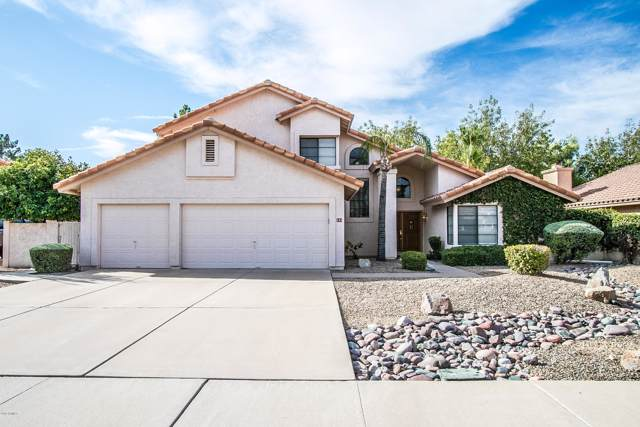 131 W Myrna Lane, Tempe, AZ 85284 (MLS #5979887) :: Brett Tanner Home Selling Team