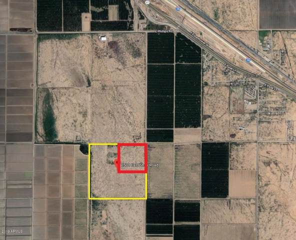 2501-NE E Shay Road, Eloy, AZ 85131 (MLS #5979908) :: Devor Real Estate Associates