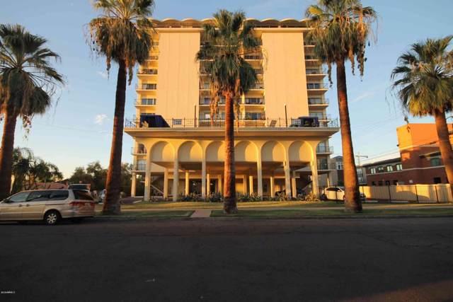 805 N 4TH Avenue #102, Phoenix, AZ 85003 (MLS #5979924) :: Riddle Realty Group - Keller Williams Arizona Realty