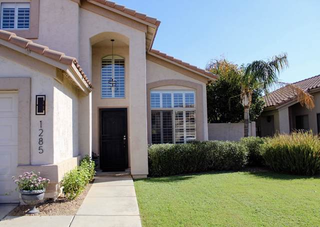 1285 W Kingbird Drive, Chandler, AZ 85286 (MLS #5979935) :: Riddle Realty Group - Keller Williams Arizona Realty
