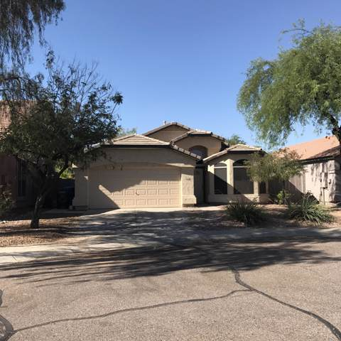 4524 E Mossman Road, Phoenix, AZ 85050 (MLS #5979940) :: Brett Tanner Home Selling Team
