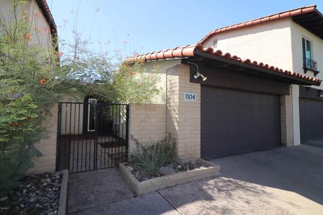 1104 W Mission Lane, Phoenix, AZ 85021 (MLS #5979945) :: Brett Tanner Home Selling Team