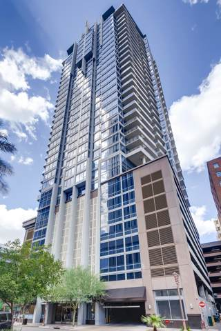 44 W Monroe Street #1104, Phoenix, AZ 85003 (MLS #5979949) :: Revelation Real Estate