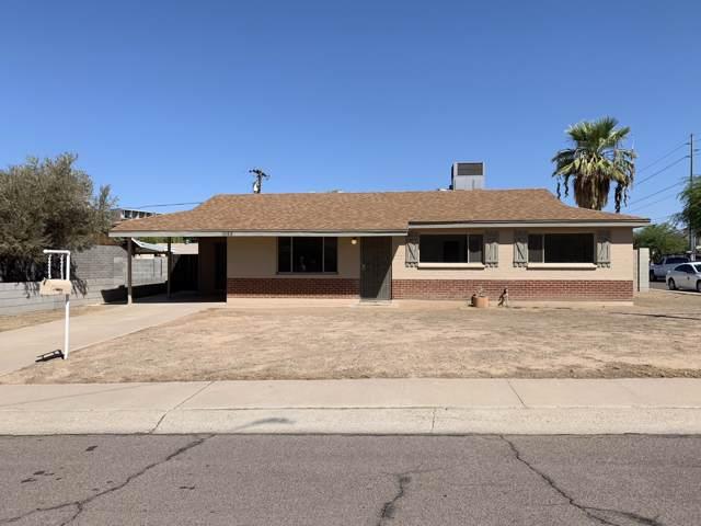 1142 E Griswold Road, Phoenix, AZ 85020 (MLS #5979950) :: Riddle Realty Group - Keller Williams Arizona Realty