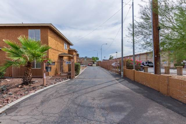 2537 W Georgia Avenue #8, Phoenix, AZ 85017 (MLS #5979973) :: Brett Tanner Home Selling Team