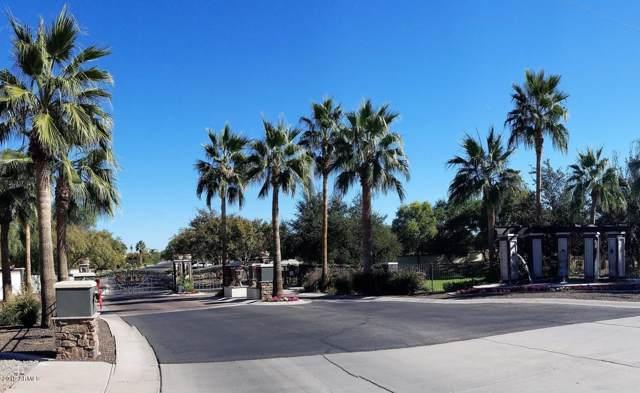 11316 E Elmhurst Drive, Chandler, AZ 85249 (MLS #5979983) :: Lucido Agency