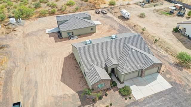 23931 W Pinnacle Vista Lane, Wittmann, AZ 85361 (MLS #5979997) :: The Daniel Montez Real Estate Group