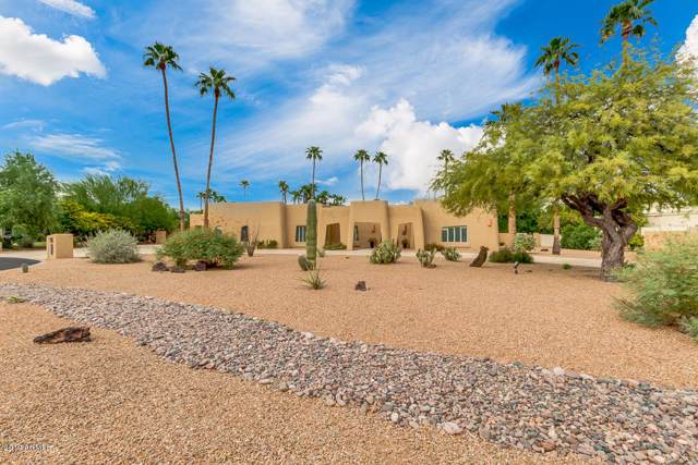 6424 E Maverick Road, Paradise Valley, AZ 85253 (MLS #5980005) :: Riddle Realty Group - Keller Williams Arizona Realty