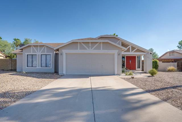 6519 E Indigo Street, Mesa, AZ 85205 (MLS #5980007) :: Openshaw Real Estate Group in partnership with The Jesse Herfel Real Estate Group