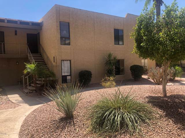 4950 N Miller Road #215, Scottsdale, AZ 85251 (MLS #5980018) :: Lux Home Group at  Keller Williams Realty Phoenix