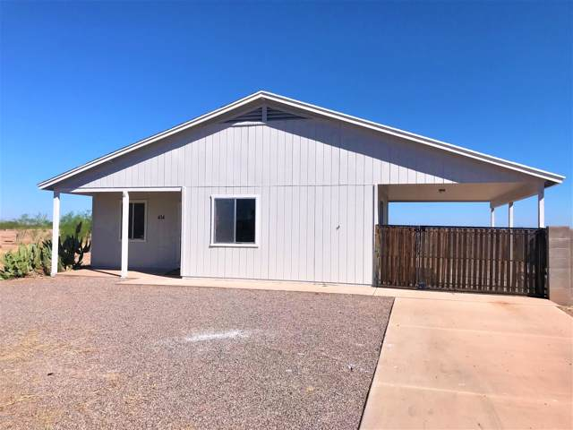 414 W 14TH Street, Eloy, AZ 85131 (MLS #5980034) :: Devor Real Estate Associates