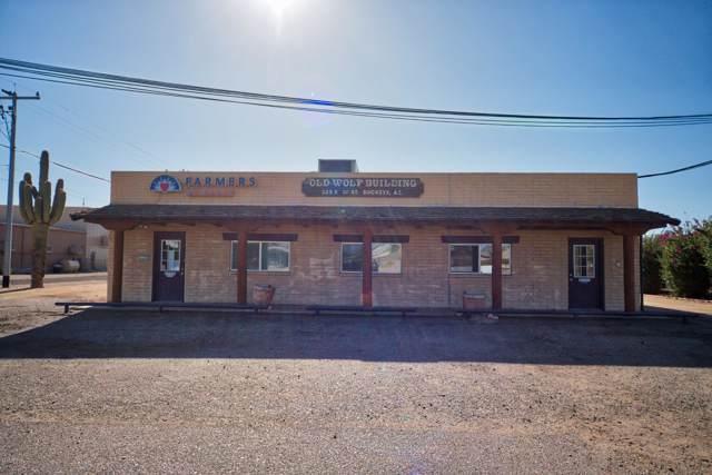 325 N 1st Street, Buckeye, AZ 85326 (MLS #5980045) :: The Laughton Team