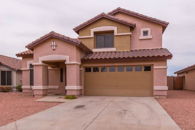 16274 N 160TH Avenue, Surprise, AZ 85374 (MLS #5980061) :: Cindy & Co at My Home Group