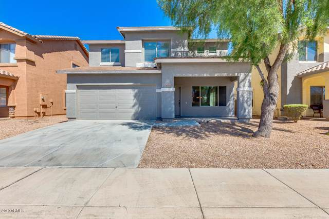 4724 W St Charles Avenue, Laveen, AZ 85339 (MLS #5980081) :: Cindy & Co at My Home Group