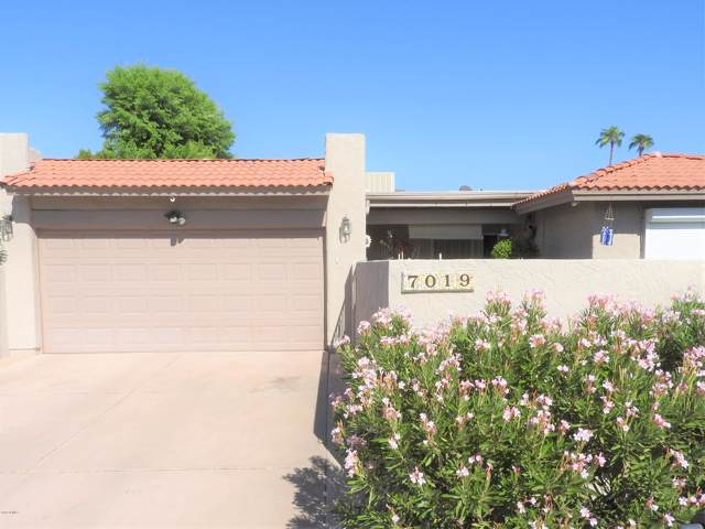 7019 N Via De Paesia, Scottsdale, AZ 85258 (MLS #5980082) :: Lux Home Group at  Keller Williams Realty Phoenix