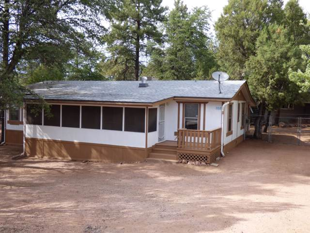 102 W Alpine Circle, Payson, AZ 85541 (MLS #5980085) :: Kortright Group - West USA Realty