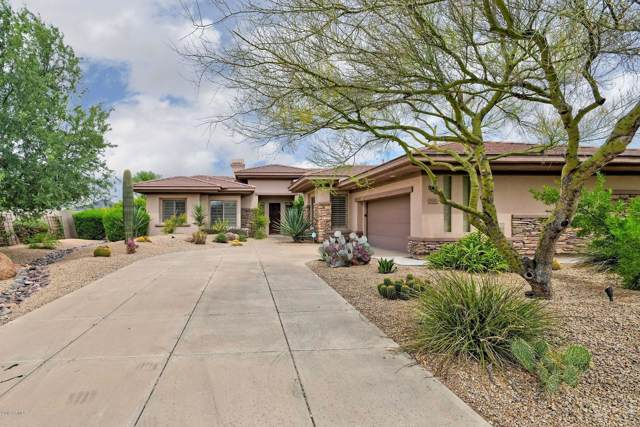 7582 E Visao Drive, Scottsdale, AZ 85266 (MLS #5980087) :: Lux Home Group at  Keller Williams Realty Phoenix