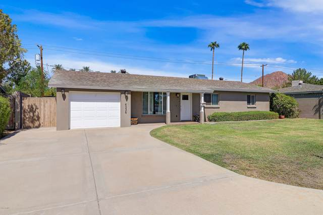 4336 E Montecito Avenue, Phoenix, AZ 85018 (MLS #5980094) :: Lifestyle Partners Team