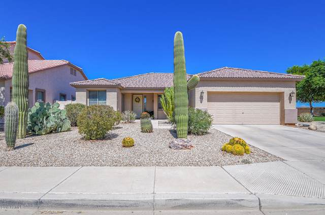 1640 E Prickly Pear Place, Casa Grande, AZ 85122 (MLS #5980107) :: Yost Realty Group at RE/MAX Casa Grande