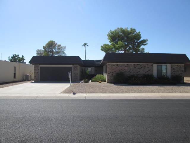 16402 N Meadow Park Drive, Sun City, AZ 85351 (MLS #5980108) :: Brett Tanner Home Selling Team