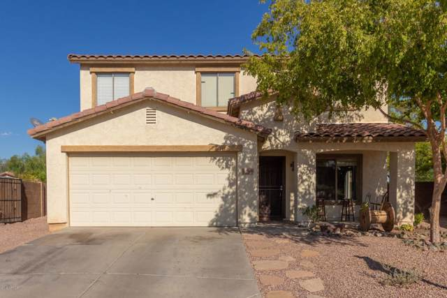 3219 S 80TH Drive, Phoenix, AZ 85043 (MLS #5980115) :: Riddle Realty Group - Keller Williams Arizona Realty