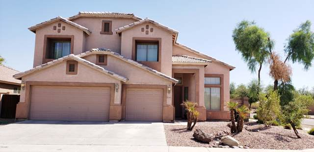 6645 S 44TH Lane, Laveen, AZ 85339 (MLS #5980118) :: Cindy & Co at My Home Group