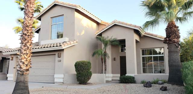 6537 E Russell Street, Mesa, AZ 85215 (MLS #5980120) :: Openshaw Real Estate Group in partnership with The Jesse Herfel Real Estate Group