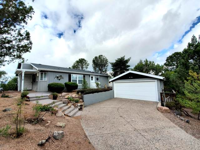 114 S Young Road, Payson, AZ 85541 (MLS #5980147) :: Kortright Group - West USA Realty