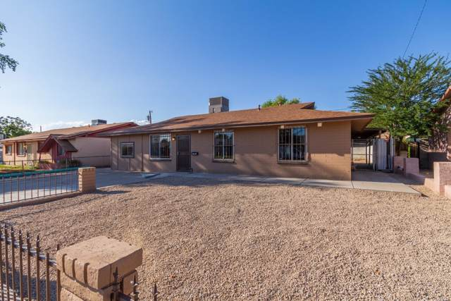 6508 W Rose Lane, Glendale, AZ 85301 (MLS #5980203) :: Brett Tanner Home Selling Team