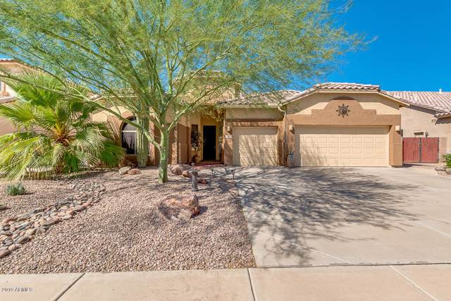 854 W Laurel Avenue, Gilbert, AZ 85233 (MLS #5980225) :: Cindy & Co at My Home Group