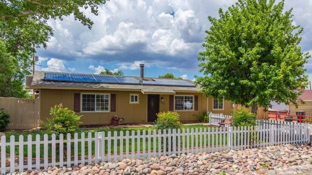 3616 N Zircon Drive, Prescott Valley, AZ 86314 (MLS #5980238) :: Yost Realty Group at RE/MAX Casa Grande
