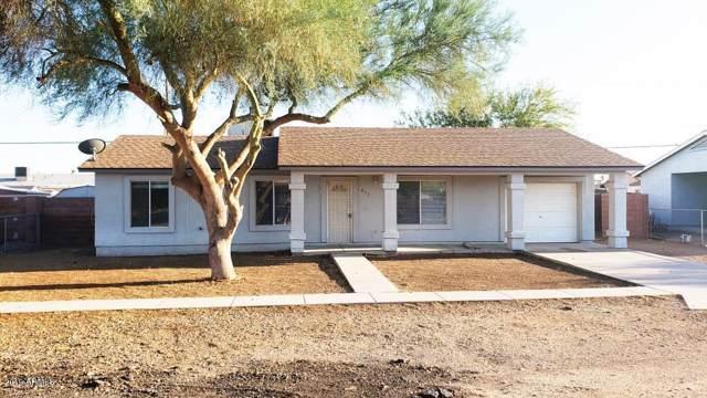 805 W Merritt Parkway, Gila Bend, AZ 85337 (MLS #5980256) :: RE/MAX Excalibur