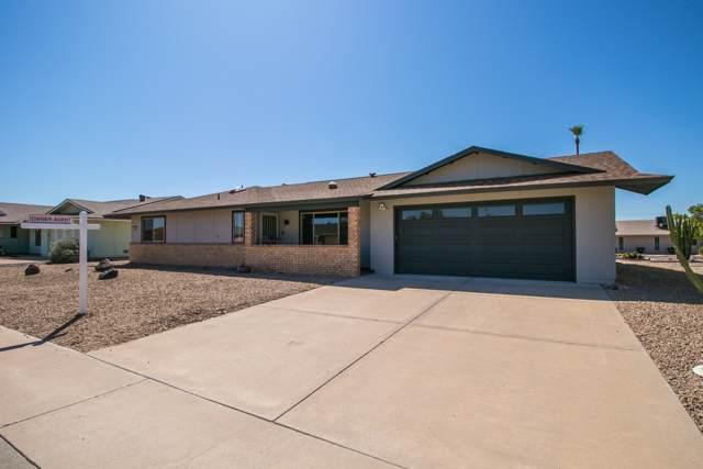 9703 W Wrangler Drive, Sun City, AZ 85373 (MLS #5980284) :: Brett Tanner Home Selling Team