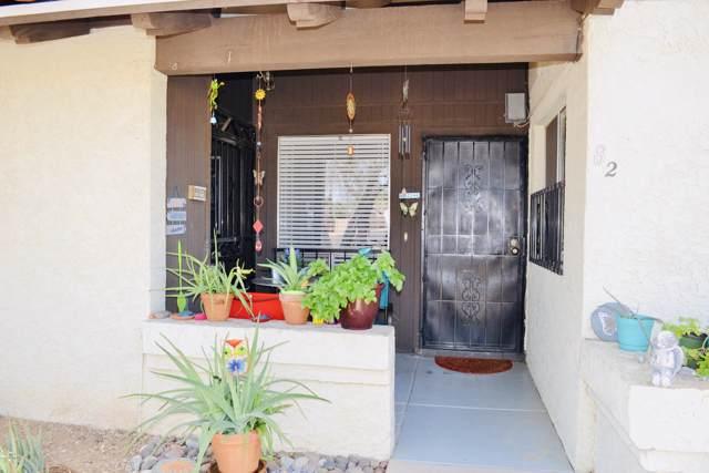 4820 N 89TH Avenue #82, Phoenix, AZ 85037 (MLS #5980303) :: The Laughton Team