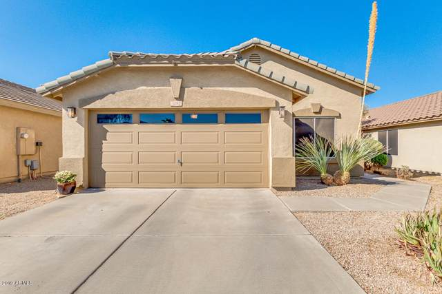 3242 W Five Mile Peak Drive, Queen Creek, AZ 85142 (MLS #5980308) :: Brett Tanner Home Selling Team