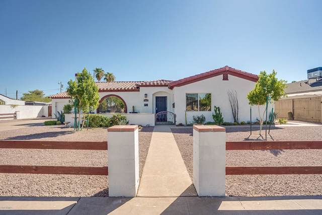 409 N Washington Street, Chandler, AZ 85225 (MLS #5980313) :: Brett Tanner Home Selling Team